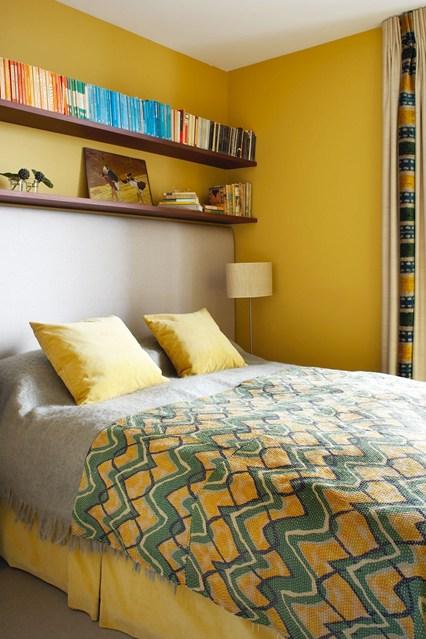 ديكور غرف نوم صغيرة المساحة