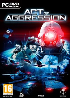 Act of Aggression - PC (Download Completo em Torrent)