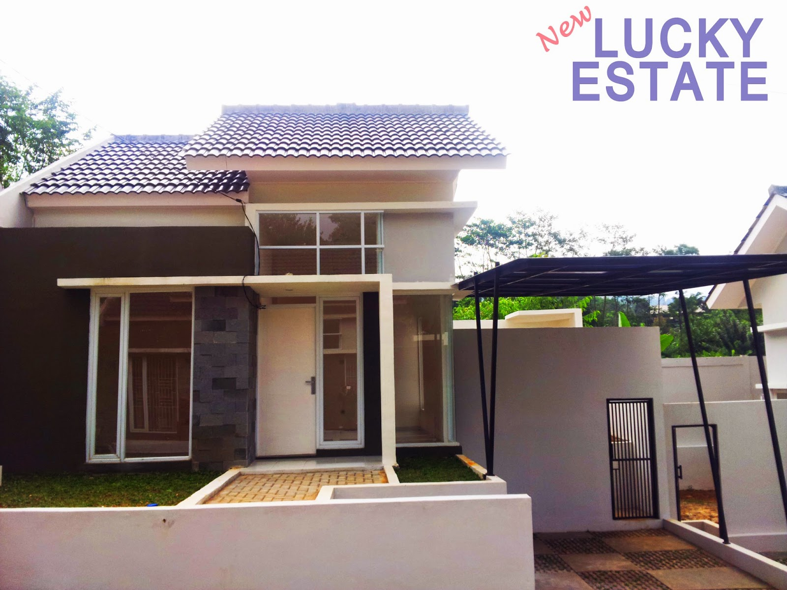 Gaya Terbaru Perumahan Minimalis Di Bandung, Rumah Minimalis