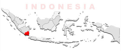 image: Lampung map location