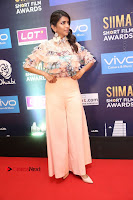 Actress Lakshmi Manchu Pos in Stylish Dress at SIIMA Short Film Awards 2017 .COM 0021.JPG
