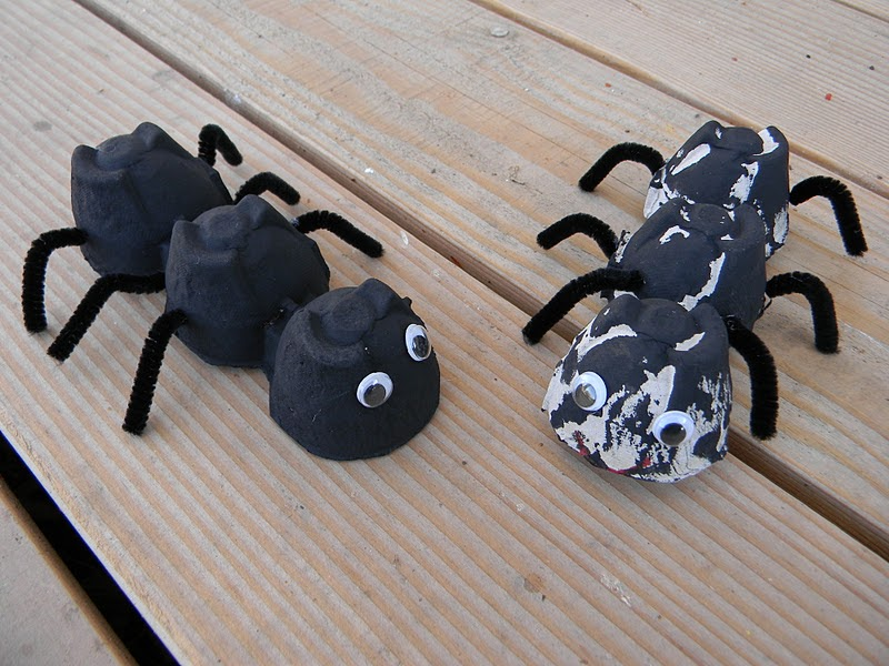 Teach Love Grow: A Week- Ant Craft and Snack