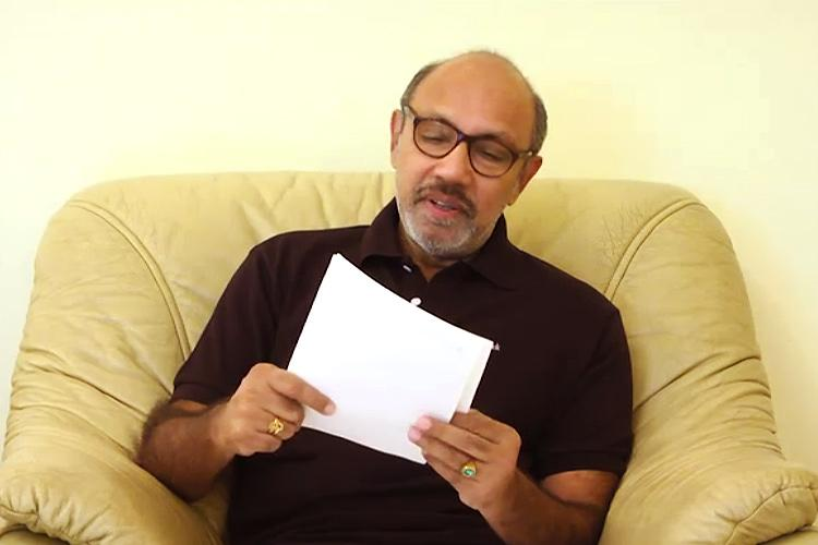 Baahubali actor Sathyaraj Says Sorry to Kannadigas