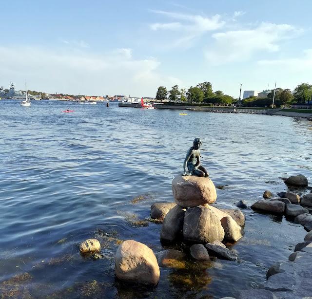 Syrenka w Kopenhadze