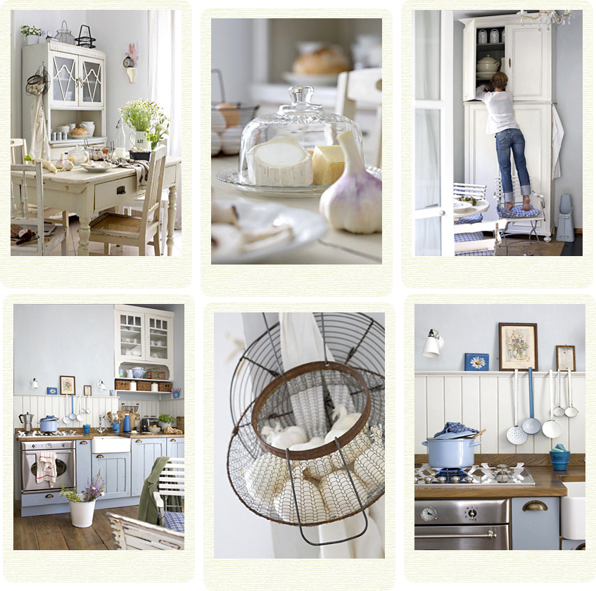 Lo stile shabby shabby chic interiors for Arredamento da studio