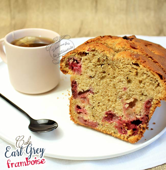 cake thé earl grey