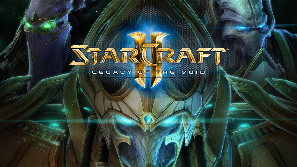 StarCraft 2 Legacy of the Void Download Poster