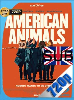 American Animals (2018)HD BRRIP[720P] subtitulada [GoogleDrive] DizonHD