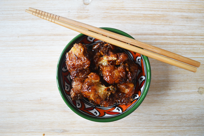 recette chicken wings vegan