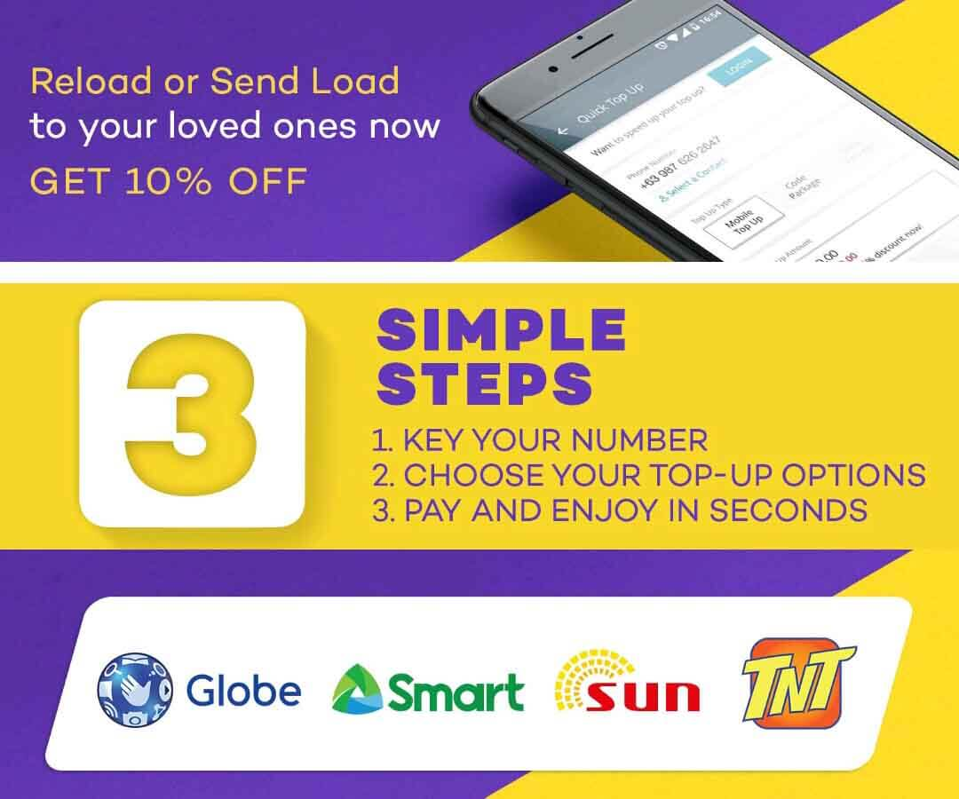 3ab6a4be2a How to Load or Share a Load using Lazada App