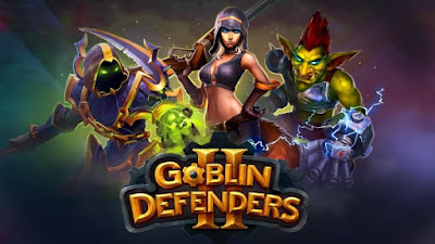 Defenders 2 Mod Apk v1.6.402 Unlimited Crystal Update Terbaru