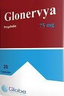 """جلونيرفيا كبسول لعلاج الصرع والتشنجات العصبية وعلاج الم الاعصاب Glonervya """" التركيب ، دواعى الاستعمال ، موانع الاستعمال ، تعليمات الاستعمال """""""
