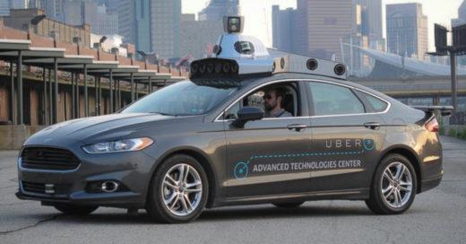 Uber confirma Pruebas de su primer autimóvil autónomo
