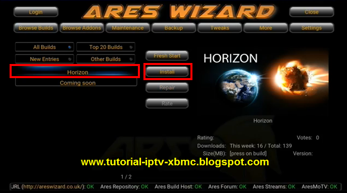 Image Result For Ares Wizard New Builds