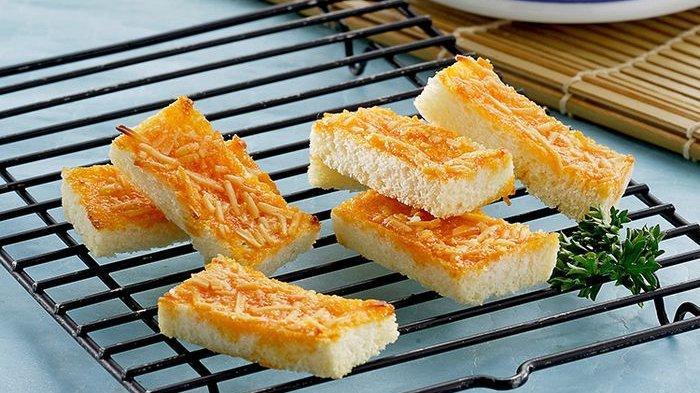 Resep Roti Panggang Mayones
