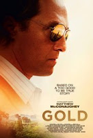 Gold (2017) - Poster