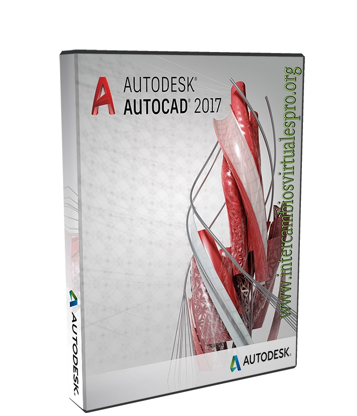 Autodesk AutoCAD 2017 SP1 poster box cover