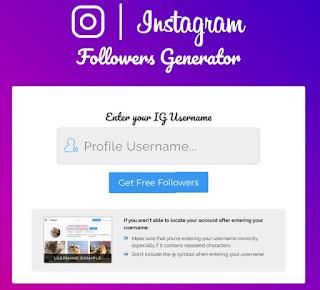 Script Phising Instagram Follower Generator 2019 - HAXOR4U