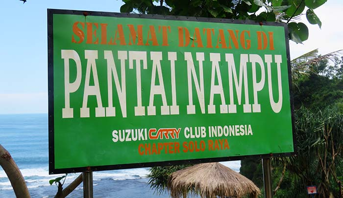 Welcome to Nampu Beach