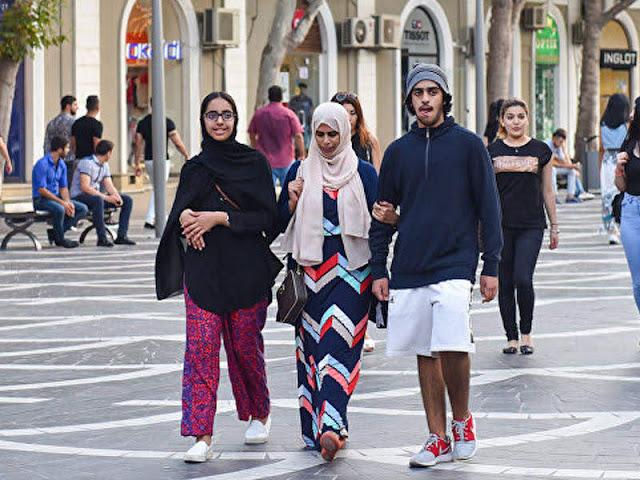 Aumenta el turismo en Azerbaiyán de países árabes