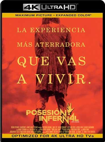Posesión infernal (Evil Dead) (2013)2160p 4k UHD Latino [GoogleDrive] SilvestreHD