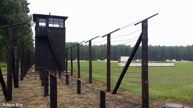 obóz, koncentration lager, Stutthof, Sztutowo