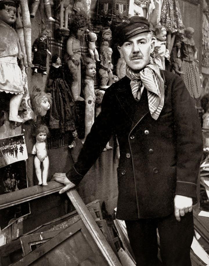 Doll man 1938