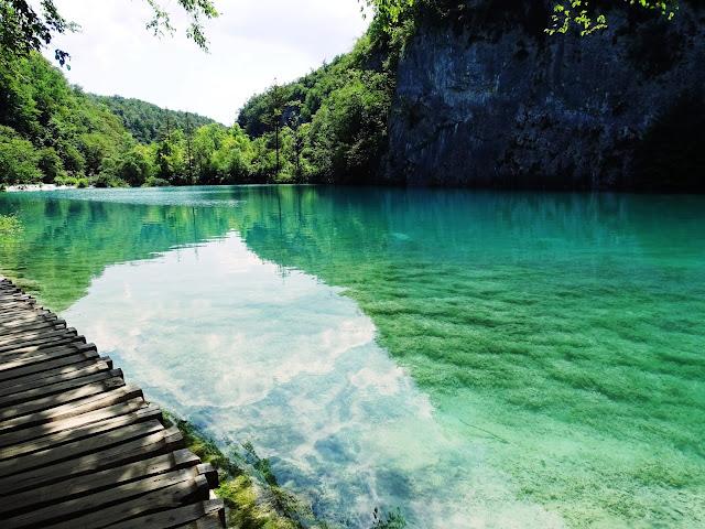 Jeziora Plitvickie czy Krka?