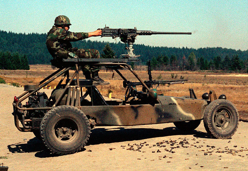 Бойові багі або надлегкі машини для спецпризначенців