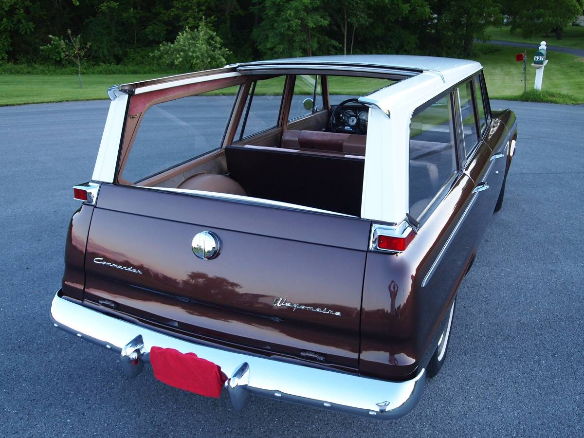 Daily Turismo: Happy 4th of July: 1965 Studebaker Wagonaire