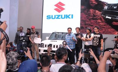 Suzuki Jimny di GIIAS 2017