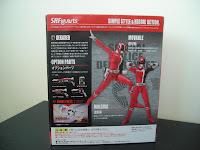 Deka Red Dekaranger Bandai Tamashii Nations SH Figuarts D-Wapper D-Magum Akibaranger SPD