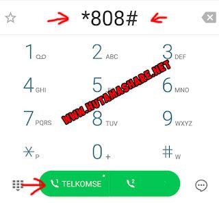 cara cek nomor simpati cara cek nomor telkomsel