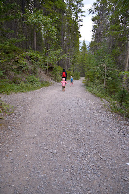 Grassi Lakes Easy Trail