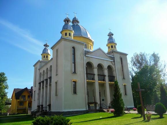 Турка. Церква св. Петра і Павла. УГКЦ