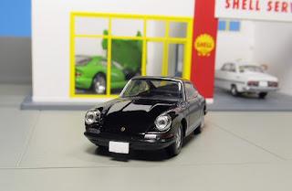 Tomica Limited Vintage  Porsche carrera