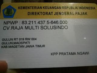 Legalitas Server Raja Pulsa