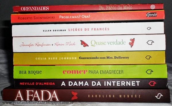 livro padre fábio de melo, carolina munhoz, casa da palavra, problemas oba, editora gente
