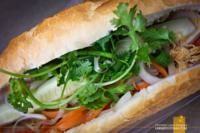 Banh Mi Breakfast Ho Chi Minh