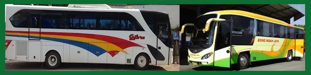 Agen Bus AKAP dan Harga tiket Bus di Kalimantan