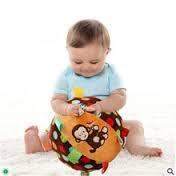mainan edukatif baby ball