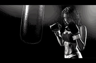 These 5 Benefits  Boxing Exercises for Women