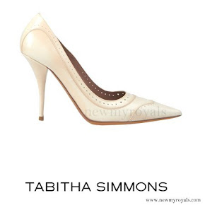 Crown Princess Victoria wore TABITHA SIMMONS Davon Pumps