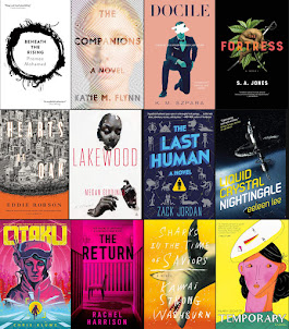 2020 Debut Author Challenge Cover Wars - March 2020 Debuts