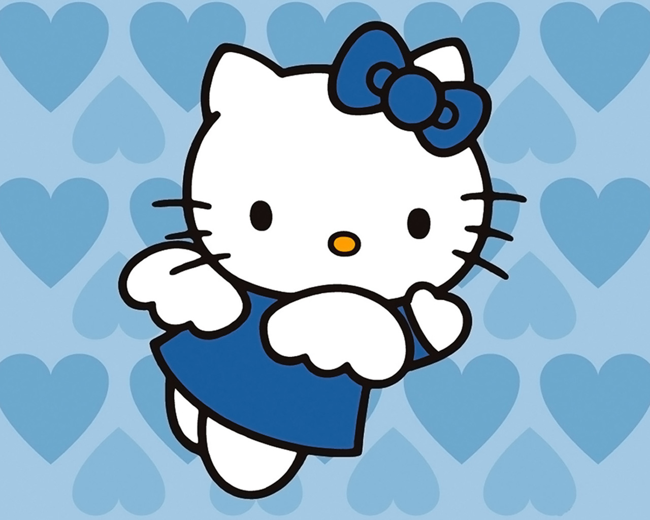 Digital nail art printers: Hello Kitty - download these ...