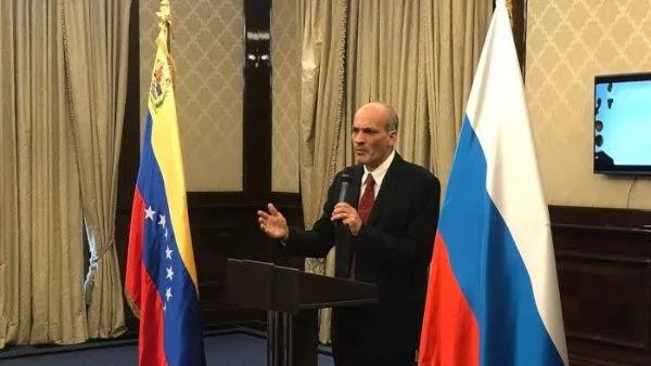 Maduro estrecha lazos económicos con Moscú para afrontar la crisis