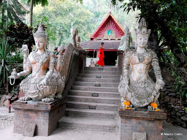 TEMPLOS DE CHIANG MAI, TAILANDIA. (3) WAT PHA LAT