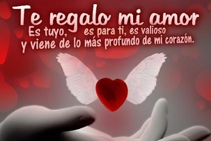 Imagenes Bonitas De Corazones Con Frases De Amor