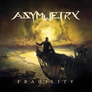 """Ακούστε το album των Asymmetry """"Fragility"""""""