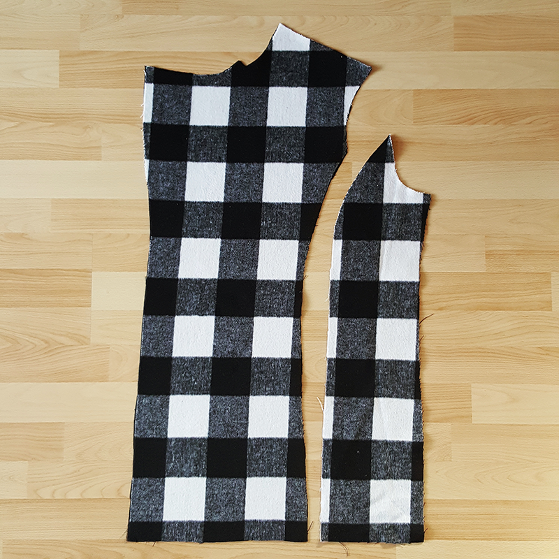 DIY, nähen, sewing, gingham, Vichykaro